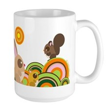 """Woodland Animals"" Mug"