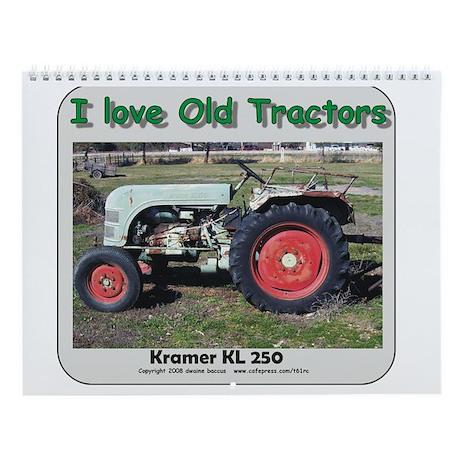 Kramer KL250 Wall Calendar