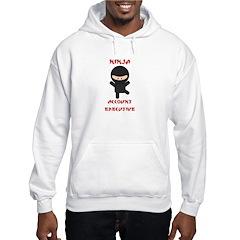 Ninja Account Executive Hoodie