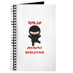 Ninja Account Executive Journal