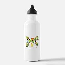 Lovebird Horde Water Bottle