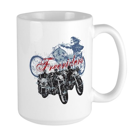 Bikers Large Mug
