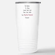Psycho Bastard Gift Travel Mug