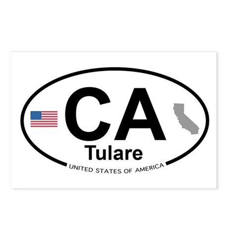 Tulare Postcards (Package of 8)