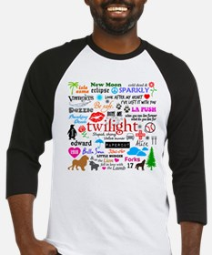 Twilight Memories Baseball Jersey