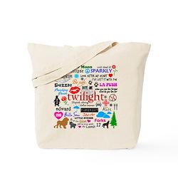 Twilight Memories Tote Bag