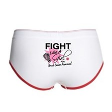 Licensed Fight Like a Girl 11.5 Women's Boy Brief