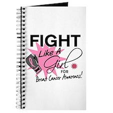Licensed Fight Like a Girl 11.5 Journal
