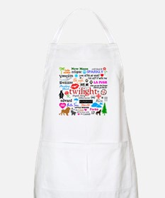 Twilight Memories Apron