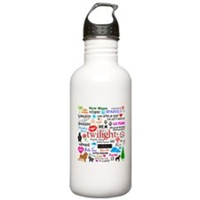 Twilight Memories Water Bottle