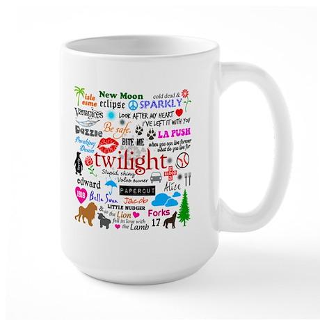 Twilight Memories Large Mug