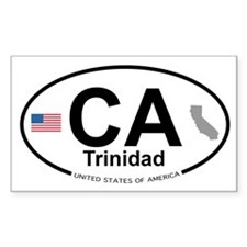 Trinidad Decal