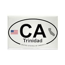 Trinidad Rectangle Magnet (10 pack)