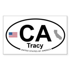 Tracy Decal