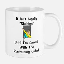 Stalking Gift Mug