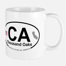 Thousand Oaks Mug