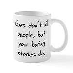 I Do My Own Stunts Shirt Mug