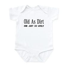 Funny Humor Unique Shirt Infant Bodysuit