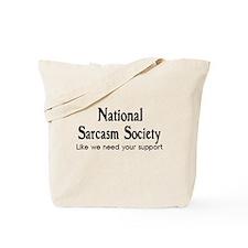 Funny Humor Unique Shirt Tote Bag