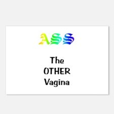 The Other Vagina Gift Postcards (Package of 8)