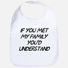 Funny Humor Unique Shirt Bib