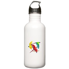 Macaws Water Bottle