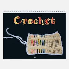 Crochet Wall Calendar