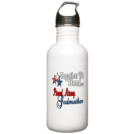 Army Godmother Stainless Water Bottle 1.0L