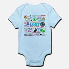 LOST Memories Infant Bodysuit