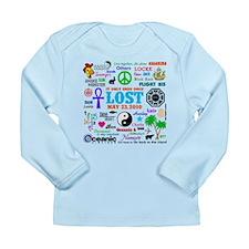 LOST Memories Long Sleeve Infant T-Shirt