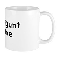 Intelligunt Desine Mug