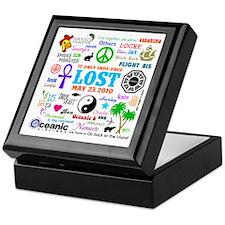 LOST Memories Keepsake Box