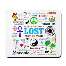 LOST Memories Mousepad
