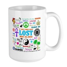 LOST Memories Ceramic Mugs