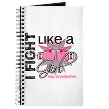 Licensed Fight Like a Girl 13.1 Journal