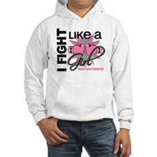 Licensed Fight Like a Girl 13.1 Hoodie