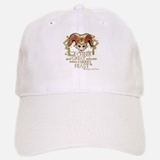 Comedy of Errors Quote Baseball Baseball Cap
