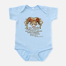 Comedy of Errors Quote Infant Bodysuit