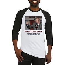 George W Bush - Miss Me a Little Baseball Jersey