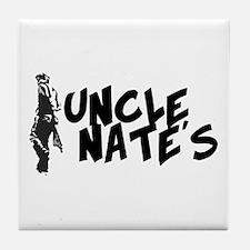 Cute Nate Tile Coaster