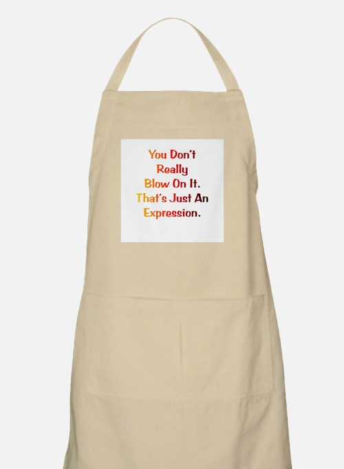 An Expression Gift Apron