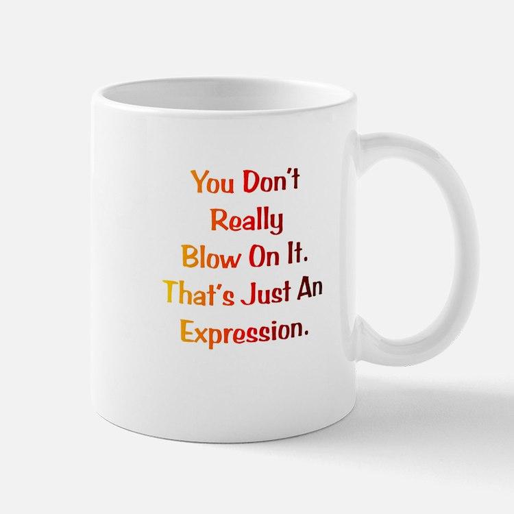 An Expression Gift Mug