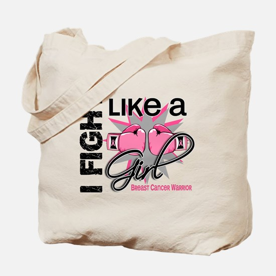 Licensed Fight Like a Girl 13.2 Tote Bag