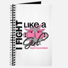 Licensed Fight Like a Girl 13.2 Journal