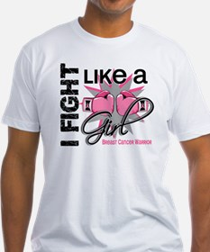 Licensed Fight Like a Girl 13.2 Shirt