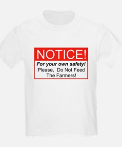 Notice / Farmers T-Shirt