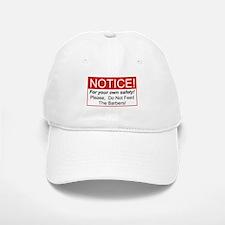 Notice / Barber Baseball Baseball Cap