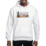 Welcome To Arizona Hooded Sweatshirt