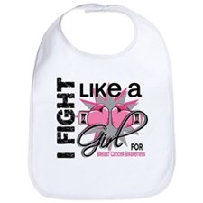 Licensed Fight Like a Girl 13.5 Bib
