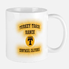 Turkey Track Ranch Mug